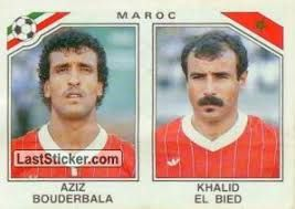 Image result for mexico 86 panini morocco