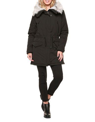 Marques | Parkas et manteaux d'hiver | Colourful Fur Lined Parka | La Baie D'Hudson