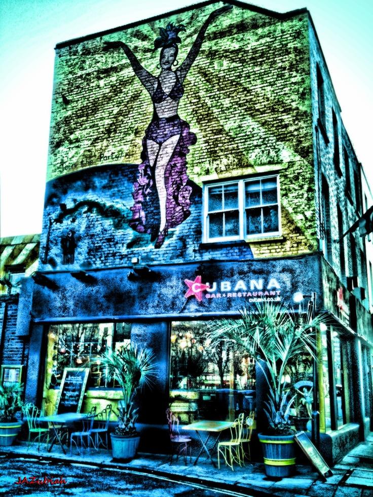 Cuban Restaurant - London
