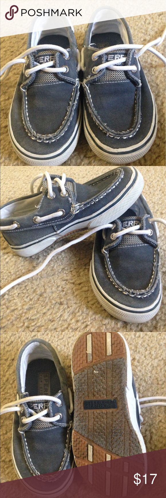 Boys Sperry Loafers Size 10c excellent used condition. Only worn on Sundays for church!!! Sperry Top-Sider Shoes Flats & Loafers