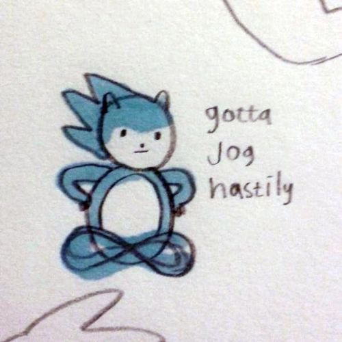 Bad sonic art makes the world go round