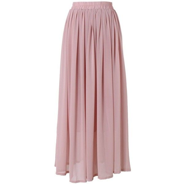 the 25 best chiffon maxi skirts ideas on