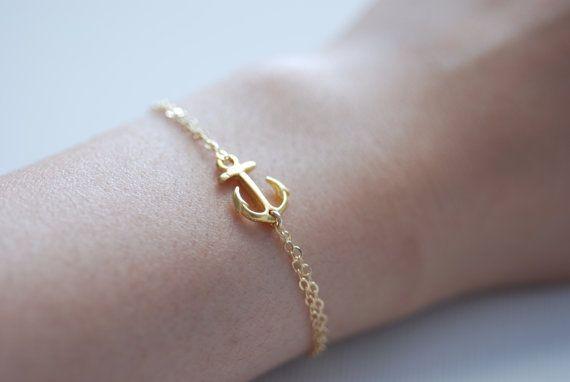 Ancrage Bracelet bijoux Gamma Delta DG Bracelet par heirloomenvy
