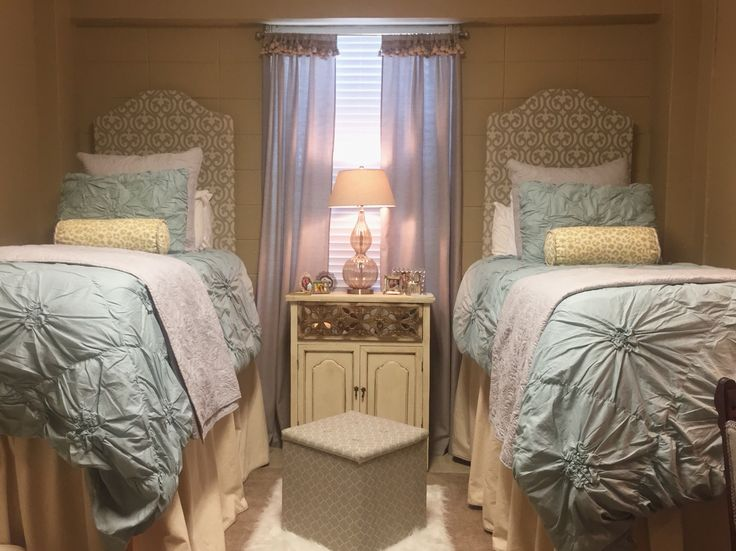 Ole Miss Martin Dorm Room