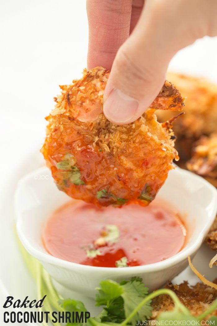Coconut shrimp, Baked coconut shrimp and Shrimp on Pinterest