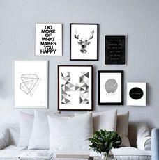 Digital downloads | Digital art | Printables | Home decoration on the cheap | Illustration