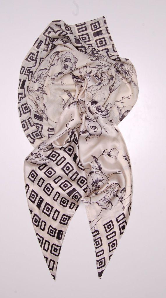 YOUR FASHION CHIC - Francesca Bassi sciarpe  collezione A/I 2013-2014