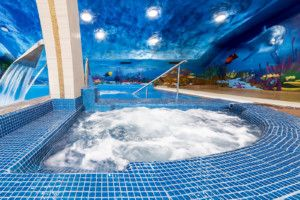 Hotel & SPA #jacuzzi #relax # freetime #amazing #luxury #modern #romantic