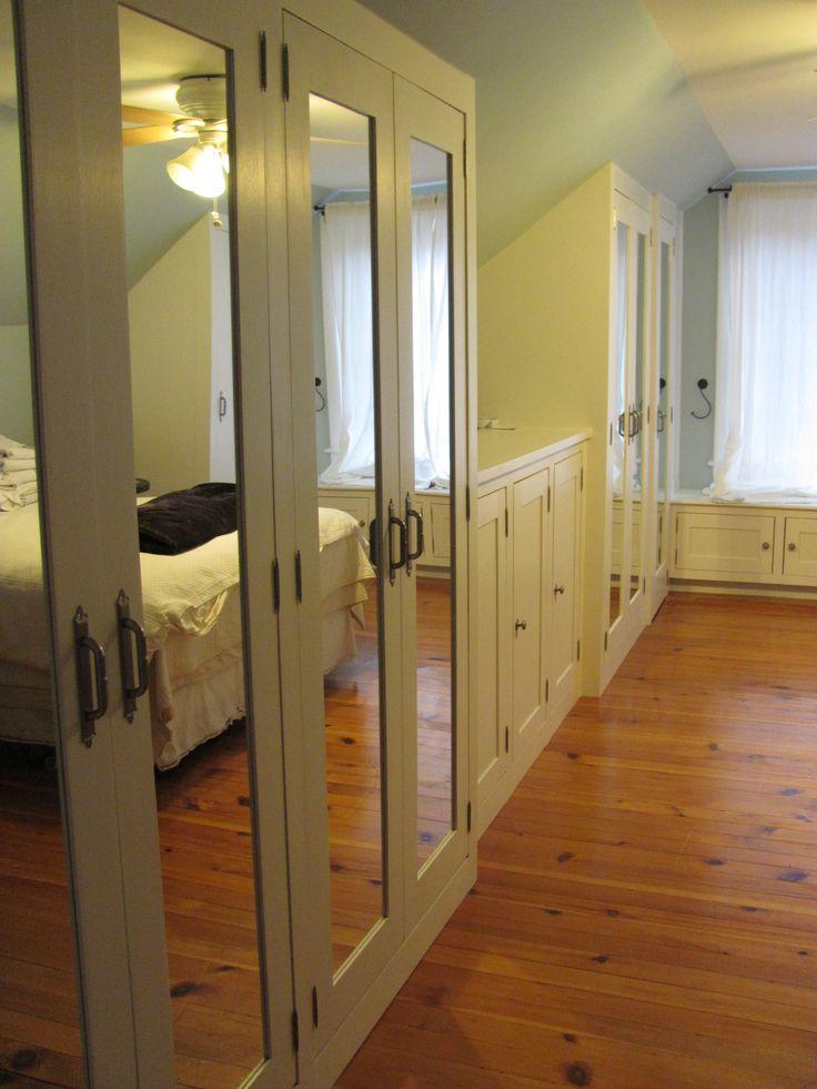 Custom Designed/Built  Bedroom Wardrobe