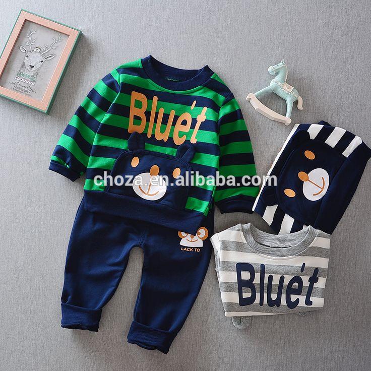 C23845B al por mayor niños primavera ropa ropa de bebé