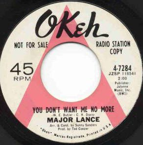 Soulful Detroit: Major Lance