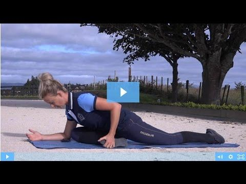 How To Stretch Your Piriformis &Why It's Important For Dressage Riders -