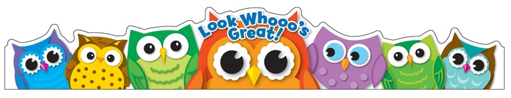 """Look Whooo's Great!These colorful and fun owl crowns a perfect for celebrating special days. Included are 30 (23.5"""" x 4"""") crowns adjustable to fit all head sizes."""