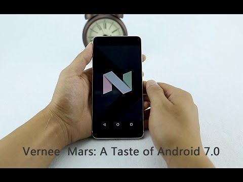 Vernee Mars, uno dei primi device cinesi a ricevere Android 7.0 Nougat?  #follower #daynews - http://www.keyforweb.it/vernee-mars-uno-dei-primi-device-cinesi-ricevere-android-7-0-nougat/