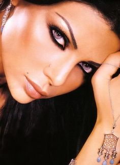 Haifa Wehbe from Lebanon