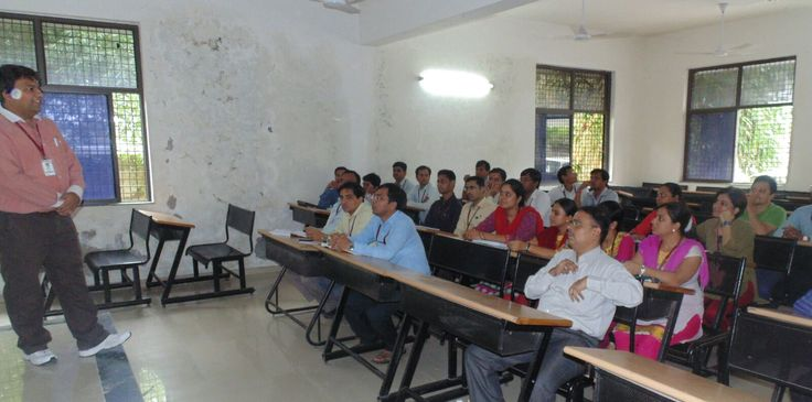 """An """" In-house """" One Day Faculty Development Programme on """" MATLAB And it's Applications """" was Organized by EC Department....."""