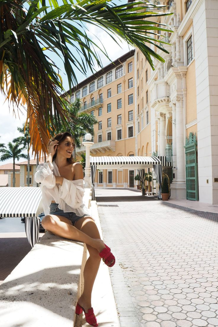 Miami's Iconic Biltmore Hotel - Clutch & Carry-On