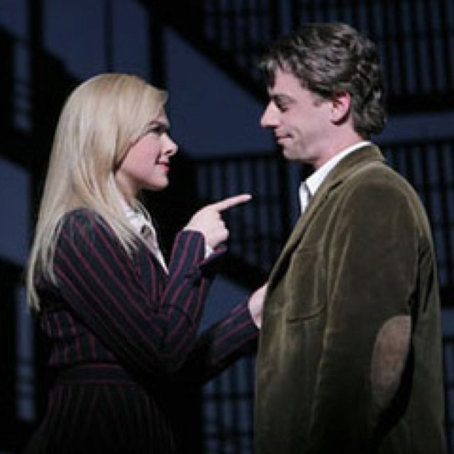 Absolutely precious! Legally blonde the musical