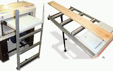 Electric Wood Planers & Molding Machines   Woodmaster Tools