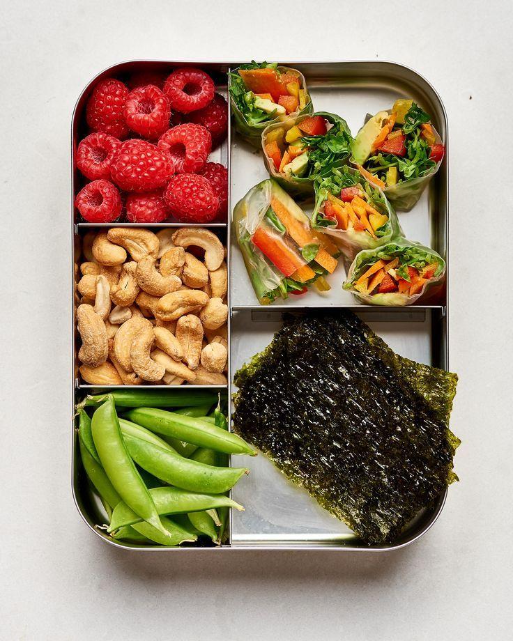10 Einfache Vegane Lunchbox Ideen Yummy Healthy Einfache