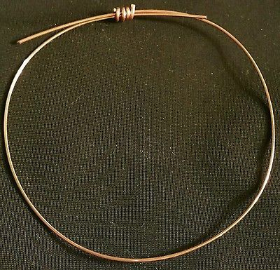 """Copper wire solder """"color match"""" 18ga wire 16ft no/little flux needed. multiple lengths available!"""