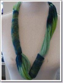 zijden sjaal sieraad 41