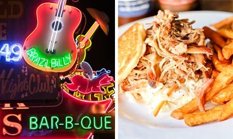 """The Guardian: """"Where to eat in Music City: Nashville's top 10 budget restaurants"""" by Rosie Birkett"""
