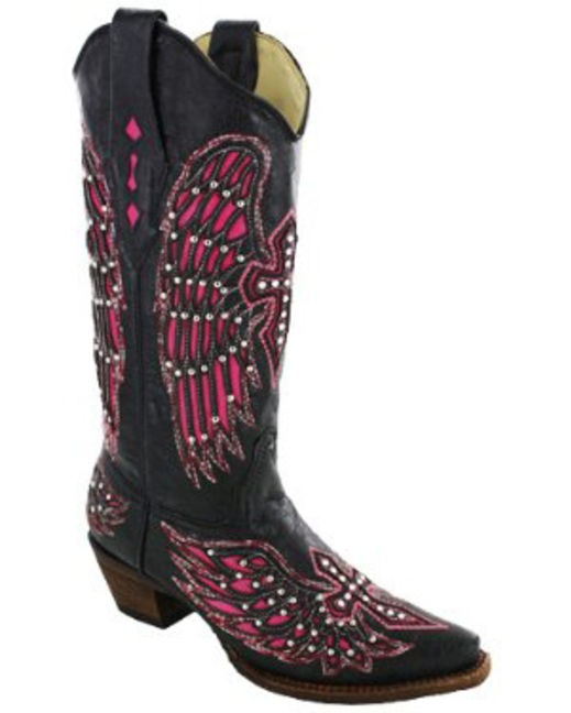 my dream boots: Black Cowgirl Boots, Cowgirl Bling