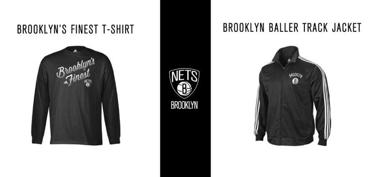 Brooklyn Nets Gear