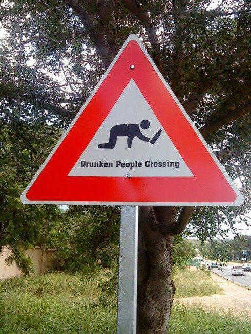 Las señales más raras de la carretera