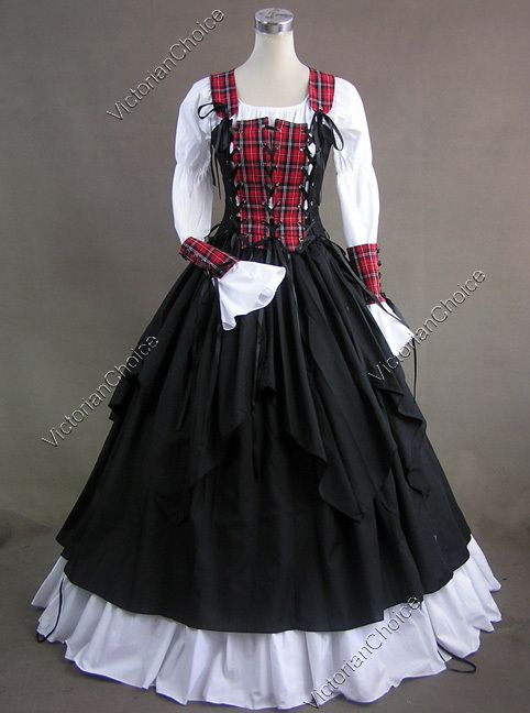 One of my top choices for I would like to create to wear for the Ren Fair this year....