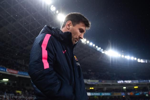 Lionel Messi Injury: Updates on Barcelona Star's Foot and Return