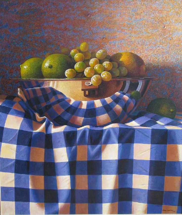 Hyperrealism Visual Arts: 71 Best ERNESTO ARRISUENO Images On Pinterest