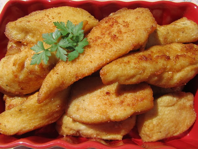 La Juani de Ana Sevilla: Rebozado especial para pollo