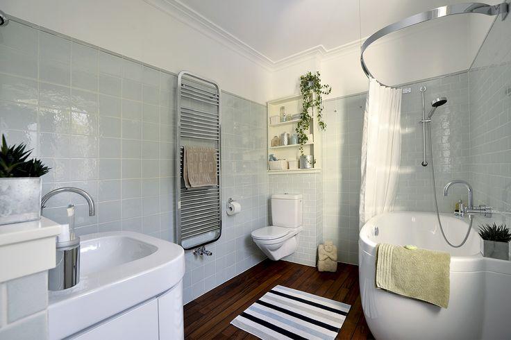 160 nm egy szinten - fürdőszoba