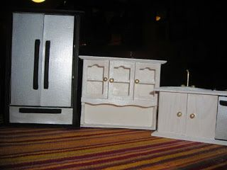 De-Lightful Minis: The finished appliances
