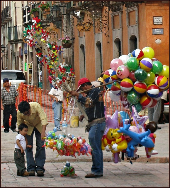 Queretaro is one of the cleanest cities I have been to Calle Madero, Queretaro, Mexico