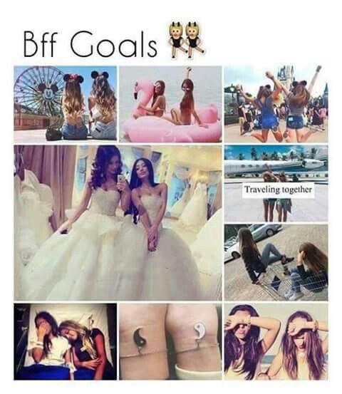 Best Friend Goals❤