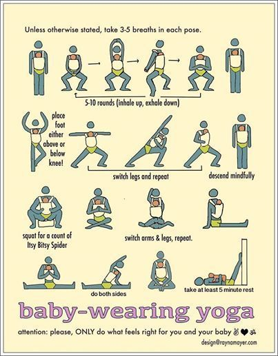 Undercover Mama Blog - PostNatal Exercise - Undercover Mama - Clothes For Nursing and More #yoga #flexibility #fitness                                                                                                                                                      More