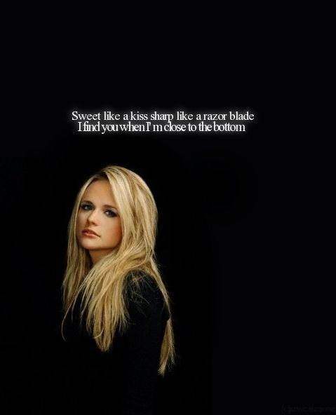 http://3-week-diet.digimkts.com/  I love speed diets!  Bring Me Down -- Miranda Lambert