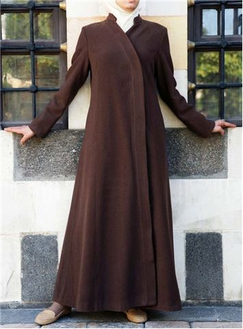 SHUKR UK | Aniqa Wool Coat