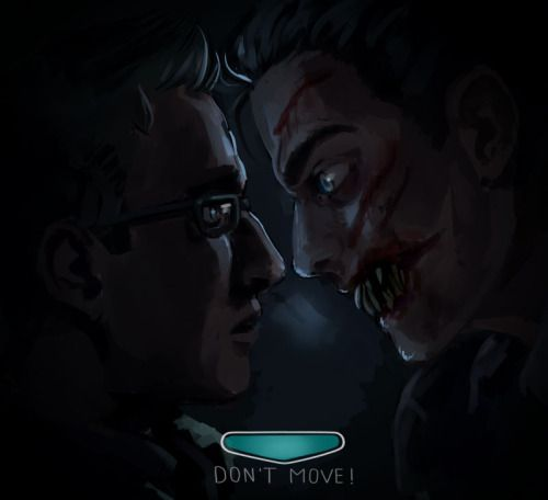 until dawn wendigo josh x reader - Google Search