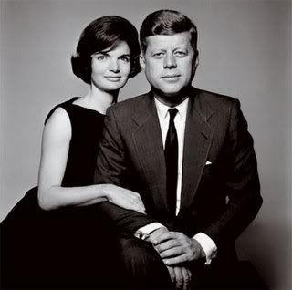 JFK & Jackie Kennedy