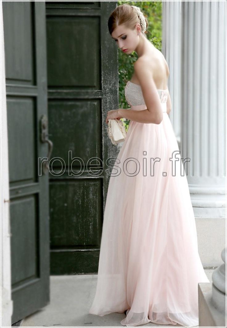 Les 17 meilleures images concernant robe longue sur for Robes de demoiselle d honneur mariage rustique chic