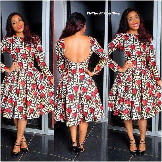 Circular dress