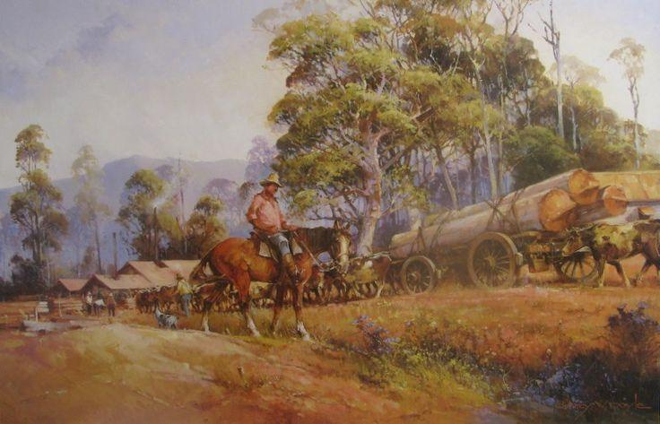 Beautiful australian scenes.