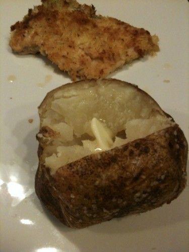 Alton Brown -  The Baked Potato