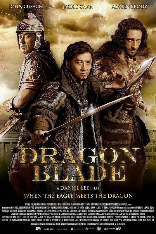 Watch Dragon Blade (2015) Full Movies (HD quality) Streaming