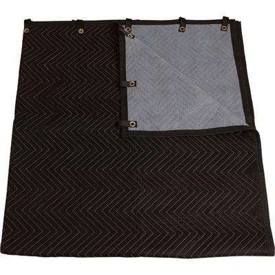 Wel-Bilt Grommeted Industrial Blanket — 78in.L x 72in.W