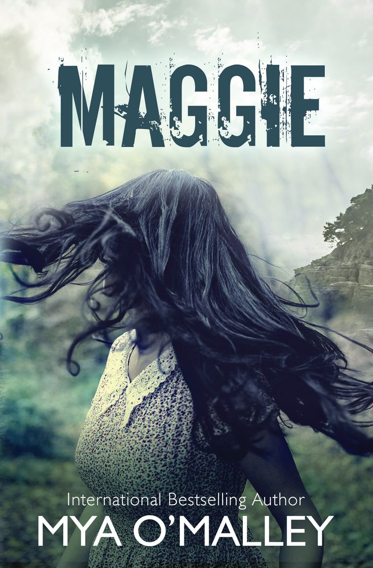 Maggie By Mya O'malley  Suspenseful Paranormal Mystery Touched With  Romance $099